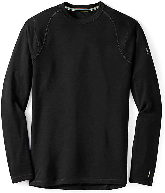 Best Base Layer for Hunting: Smartwool Men's Base Layer Top Active Crew