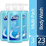Best Antibacterial Body Washes - Dial Body Wash, Spring Water, 23 Oz Review