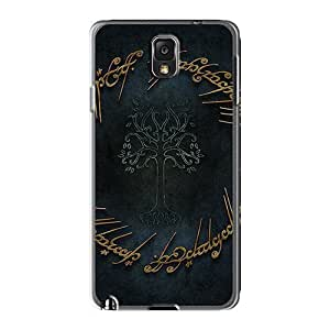 Anti-Scratch Hard Phone Cover For Samsung Galaxy Note 3 (Buv6055AmXj) Custom Lifelike Lord Of The Rings Pattern