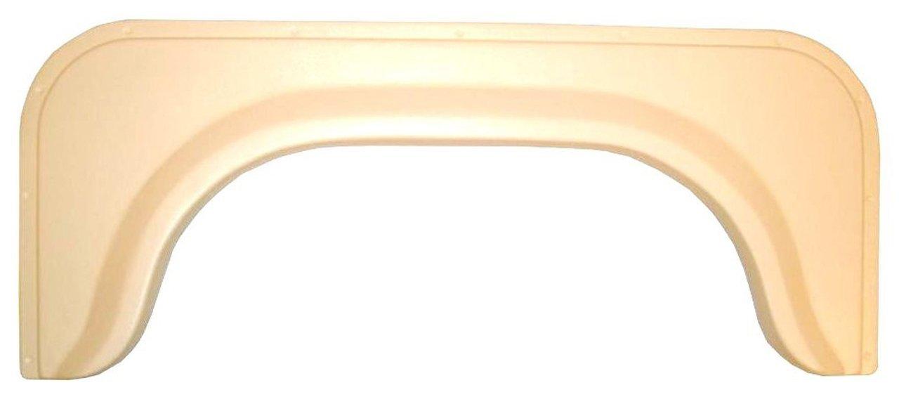 ICON Single Axle Fender Skirt FS350 Colonial White