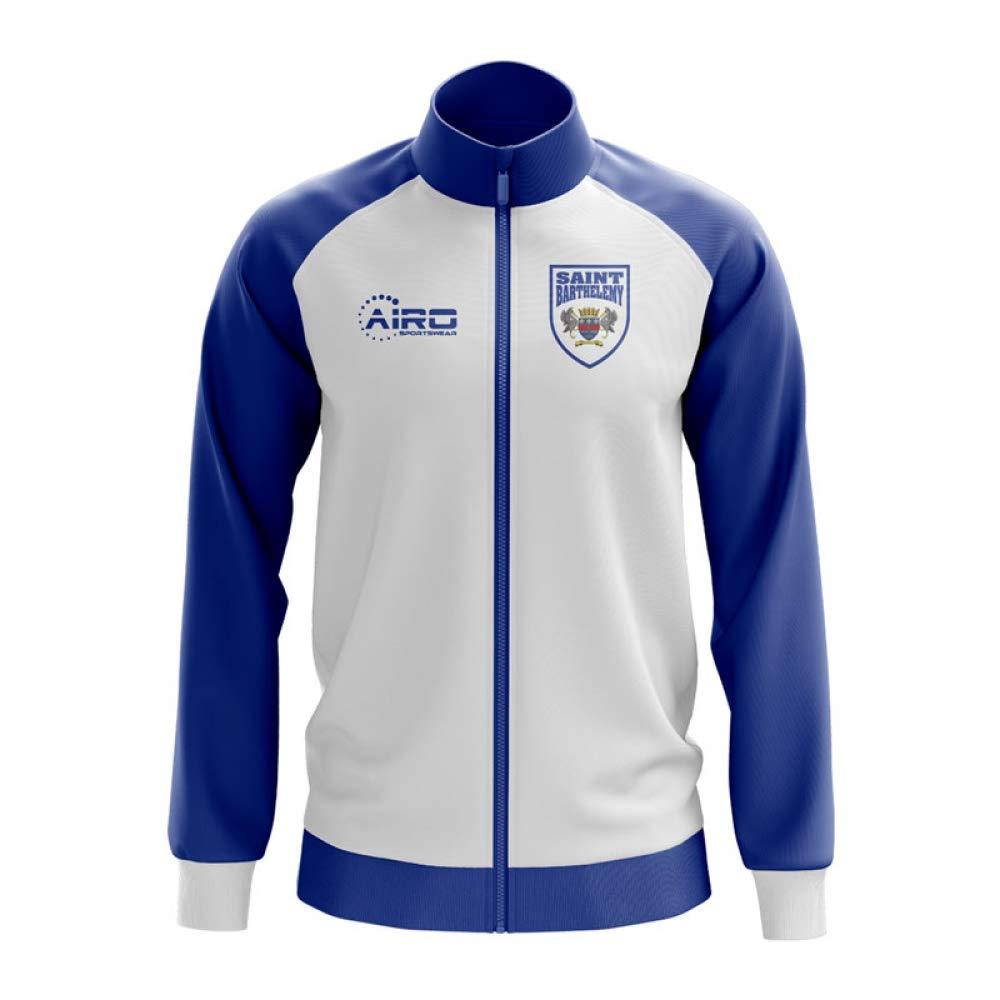 Airo Sportswear Saint Barthelemy Concept Football Track Jacket (Weiß)