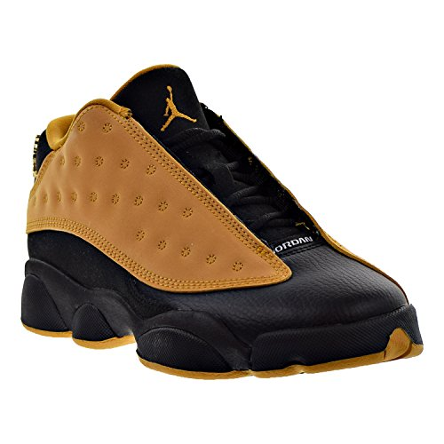 dd1383410c3 best Nike Air Jordan 13 Retro Low BG Black Chutney 310811-022 ...