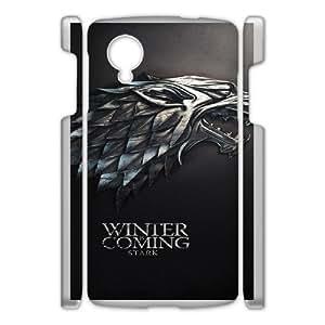 Game of Thrones For Google Nexus 5 Phone Case & Custom Phone Case Cover R72A652830