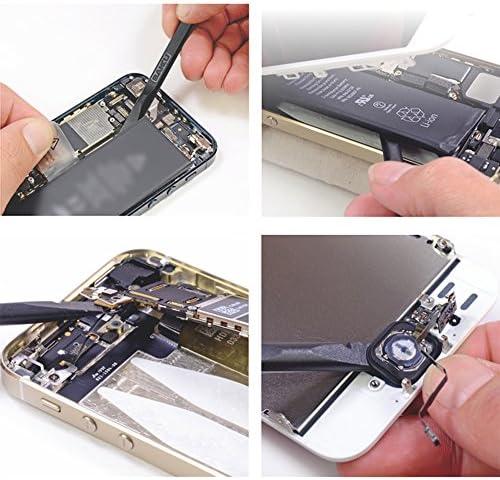 tableta port/átil #BJBJSQB iPhone Un juego de 3 piezas de metal Crowbars Spudger herramienta de apertura para port/átil iPad