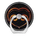 Pop Phone Ring Stand Holder 360°Rotation Reusable Ring Holder Finger Grip Universal socket Kickstand for All Cellphones Steampunk Heart