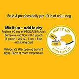 Pedigree Chopped Ground Dinner Adult Wet Dog