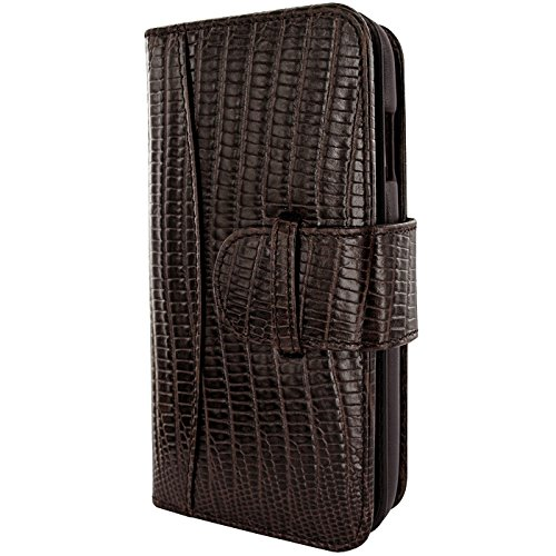 Piel Frama Wallet Case for Apple iPhone 6 Plus - Lizard Brown by Piel Frama