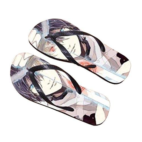 Bromeo Noragami Anime Unisex Flip Flops Chanclas 520