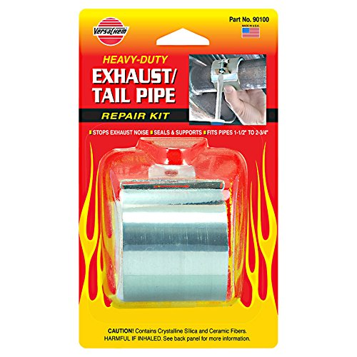 Versachem 90100 Exhaust/Tail Pipe Repair Kit