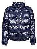 PYRENEX Luxury Fashion Mens HMM016P4004 Blue Down Jacket | Fall Winter 19