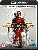 The Hunger Games: Mockingjay Part 2 4K [Blu-ray] [2016]