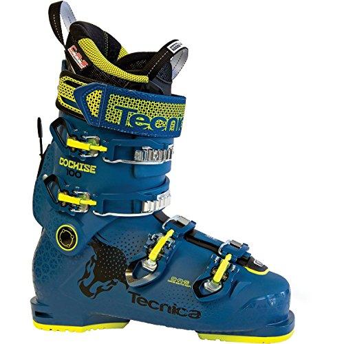 Tecnica Cochise 100 Ski Boot - Men's One Color, 24.5 (Mountain Ski Tecnica Boots)