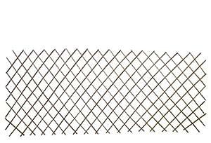 "wcff-36, carbonizado Barkless sauce ampliable valla 36""x 72W/pcs, luz color caoba."