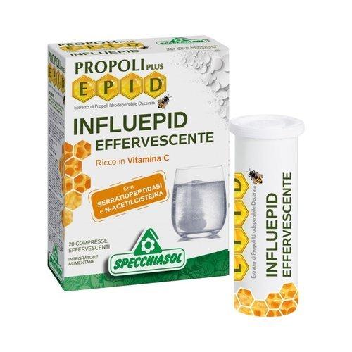 Influepid Effervescente 20 Comprimidos de Specchiasol: Amazon.es: Salud y cuidado personal
