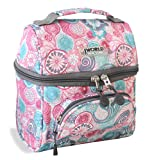 J World New York Corey Lunch Bag, Blue Raspberry, One Size