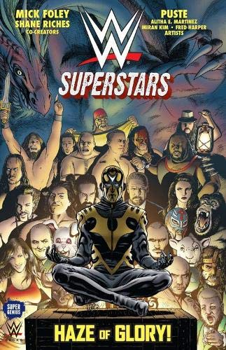 (WWE Superstars #2: Haze of Glory)