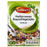 Schwartz Mediterranean Roasted Vegetables Recipe Mix (30g) - Pack of 6