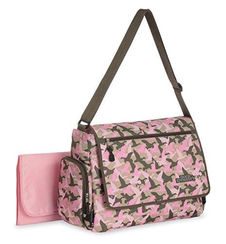 Duck Dynasty Duck Commander Baby Diaper Bag Pink Camo