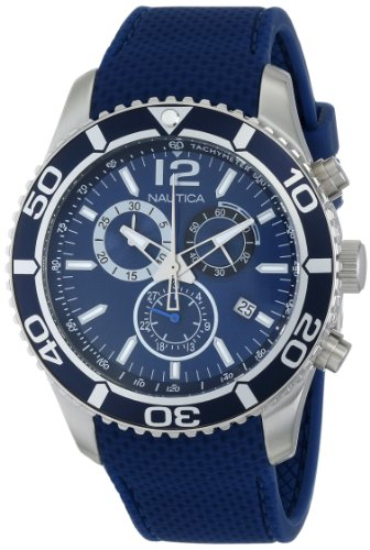 Nautica N15103G Stainless Steel Silicone product image