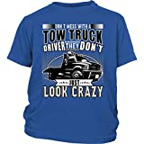 Best Special Family Shirt Store Friend T Shirts For Kids - A Tow Truck Driver Baby Bodysuit, Don't Mess Review