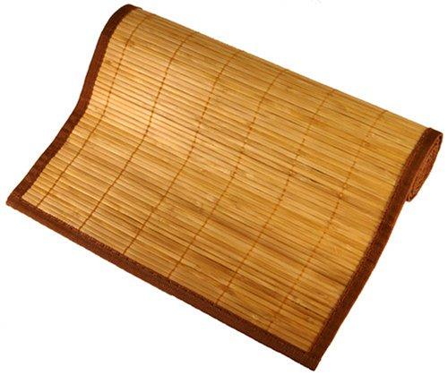 Bambus Tischlaufer Bamboo Tischschmuck Tischdecke Amazon De