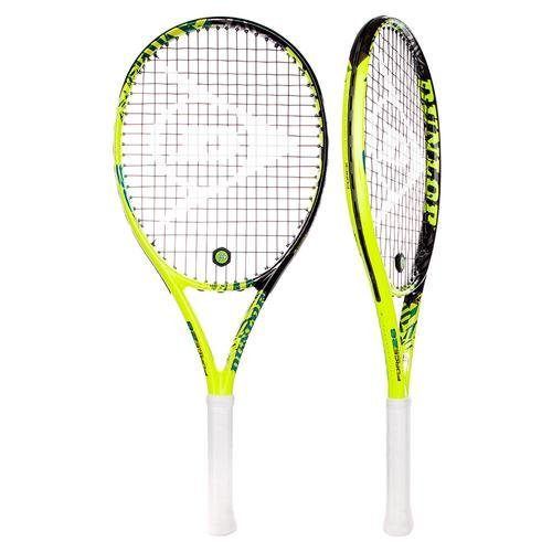 Babolat Drive Lite Blue/White Tennis Racquet The Babolat Drive Lite is an ultra lightweight, fast feeling racquet that offers ideal manuerability with a good punch of power and excellent comfort. Blue & white cosmetic. sq. in., oz., 16x19 string pattern.