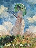 Impressionisten 2018 - Impressionists - Bildkalender (42 x 56) - Kunstkalender