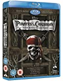 Pirates of the Caribbean 1-4 Box Set [Blu-ray] [Region Free]