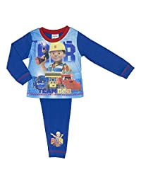 Boys Bob The Builder Pyjamas 12 months - 4 years Various Designs