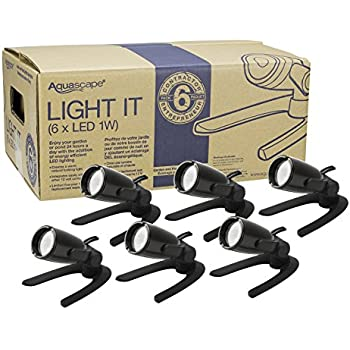 Ordinaire Aquascape LED Garden And Pond Lighting Six (6) Pack 84045