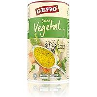 Caldo Vegetal y Condimento Universal GEFRO - 1