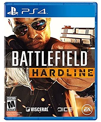 Amazon Com Battlefield Hardline Ps4 Video Games