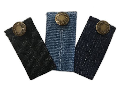 One Button Jeans - 2