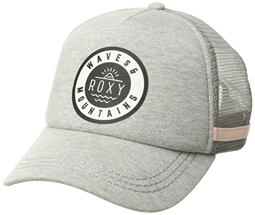 Roxy Junior's Dig This Trucker Hat, Heritage Heather, One Size ()