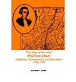 img - for { [ THE KING OF THE ALLEY WILLIAM DUER: POITICIAN, ENTREPRENEUR, AND SPECULATOR, 1768-1799 (MULTI CITY STUDY OF URBAN INEQUALITY #202) ] } Jones, Robert Francis ( AUTHOR ) Feb-01-1992 Hardcover book / textbook / text book