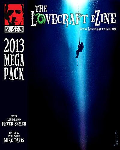lovecraft-ezine-megapack-2013-issues-21-through-28