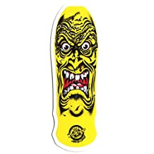 Santa Cruz Rob Face Skateboard Sticker - 14cm high approx - skate snow surf board bmx