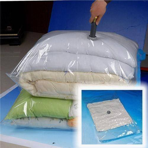 Saver 3Pcs 70 x 50cm Space Saver Storage Bag Vacuum Seal Compressed