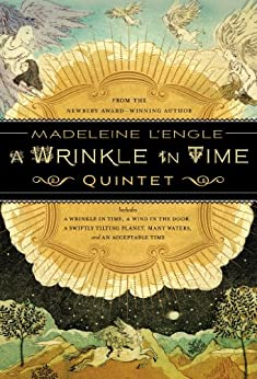The Wrinkle in Time Quintet: Books 1-5 (A Wrinkle in Time Quintet) by [L'Engle, Madeleine]
