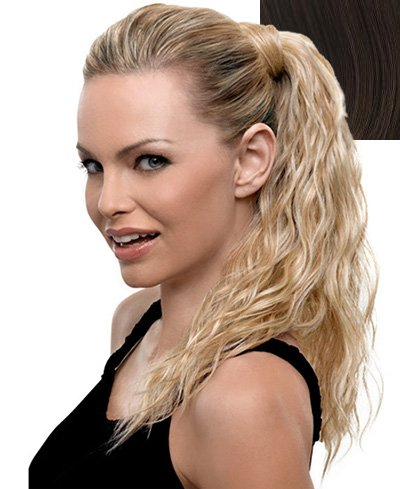 Hairdo Style-able Synthetic Ponytail, R10 Chestnut, 18-inch  ()