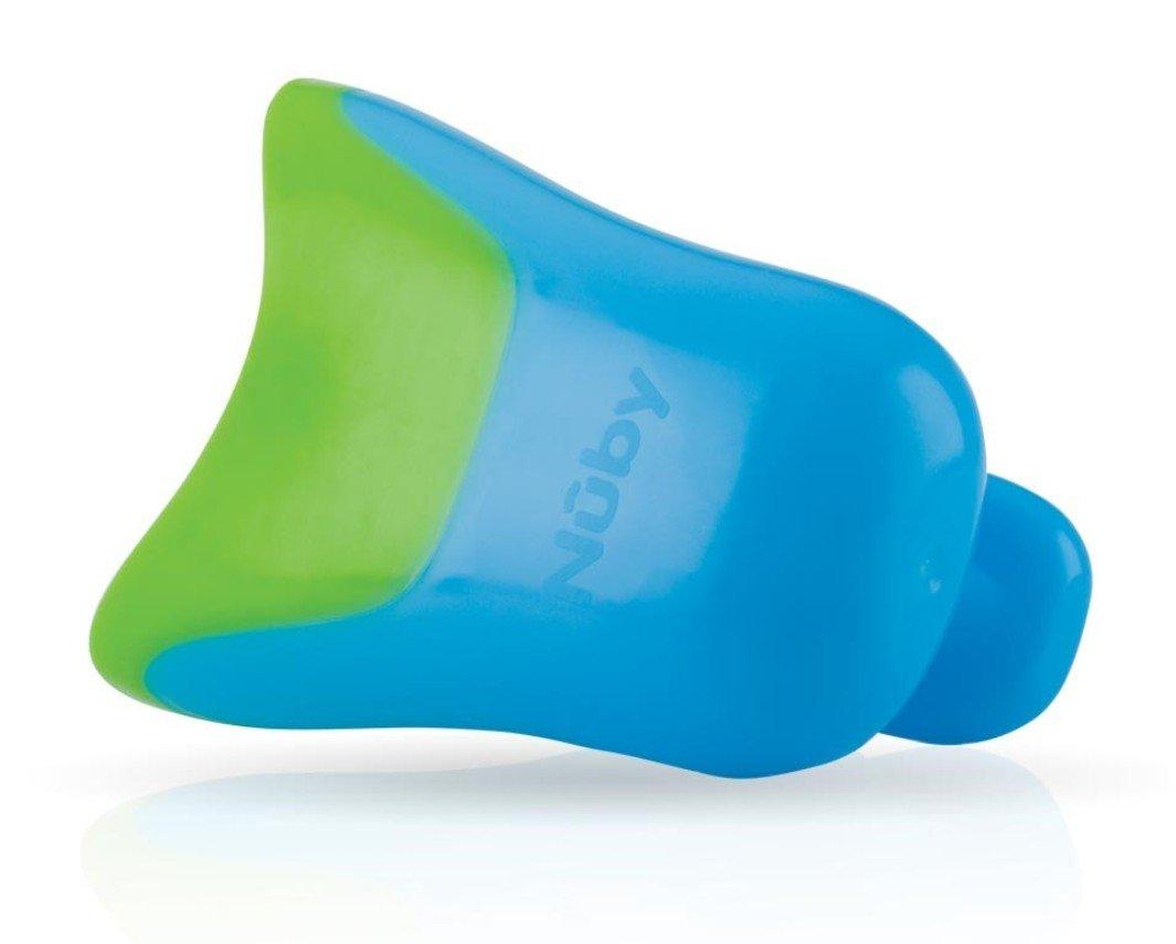 Nuby ID6138BLUE Haarspü lbecher, blau