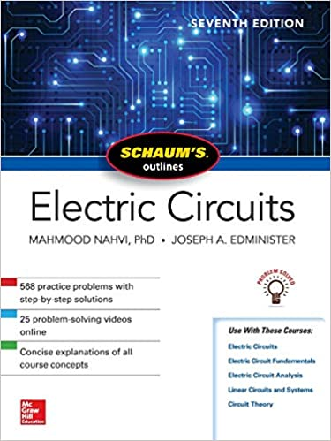 Seventh Edition Schaums Outline of Electric Circuits