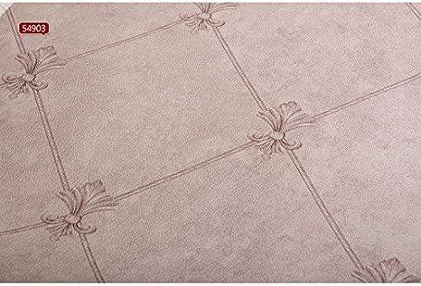 Bbslt piccolo grana carta da parati vintage in pelle diamante