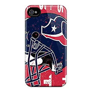 Iphone 6 FsS10421nqyK Support Personal Customs Beautiful Houston Texans Pictures Shock-Absorbing Hard Cell-phone Cases -VIVIENRowland