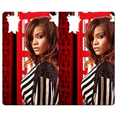 35x25cm 12x10inch Mouse Pad Cloth long-lasting pc rihanna 44