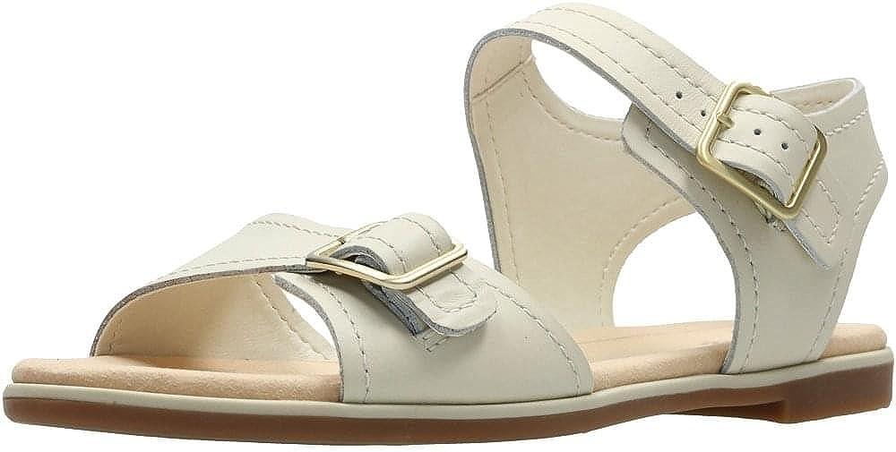 Clarks Women's Ankle Strap Seasonal Wrap Introduction Sandals US Metallic Bronze 6 Under blast sales