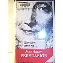 Persuasion/Audio Cassette