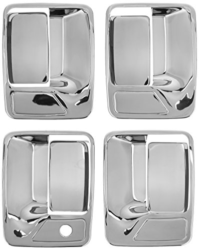 Door Chrome Excursion Handle (TFP (441KE) Door Handle Insert)