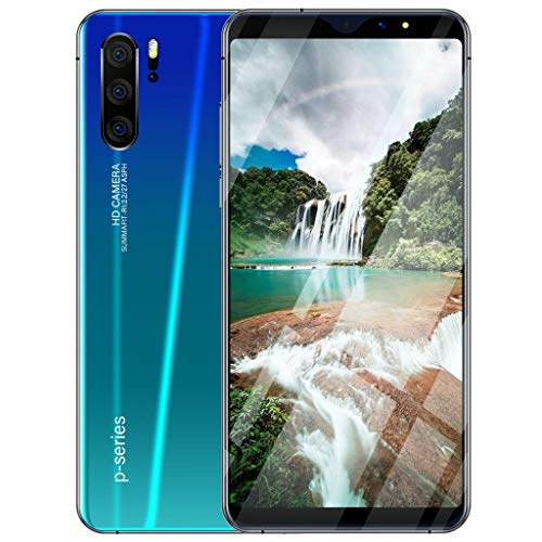 Android 9.1 Unlocked Smartphone - 6.3