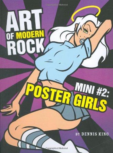 Art of Modern Rock: Mini #2 Poster Girls ()
